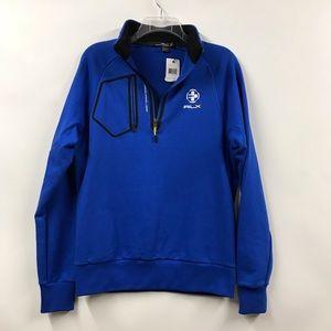 Ralph Lauren RLX 1/4 Zip Pullover Sweater NWT